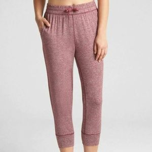 Gap Crop Joggers Brushed Jersey Large Tall